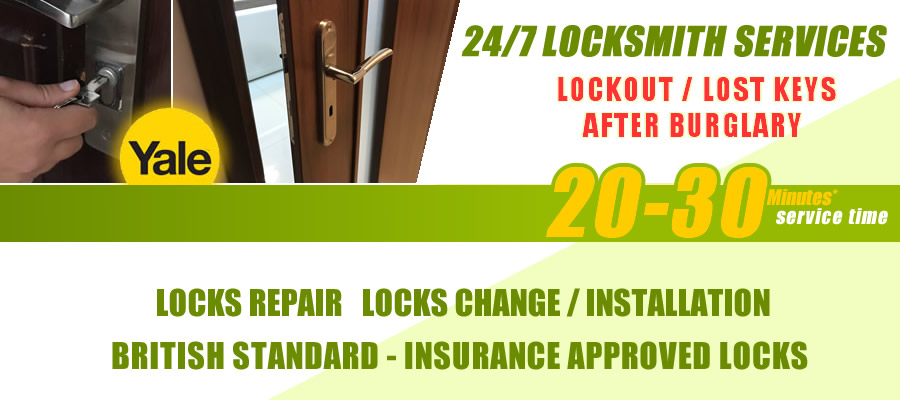 Edgware locksmith services